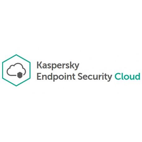 Kaspersky Lab Endpoint Security Cloud Uusiminen