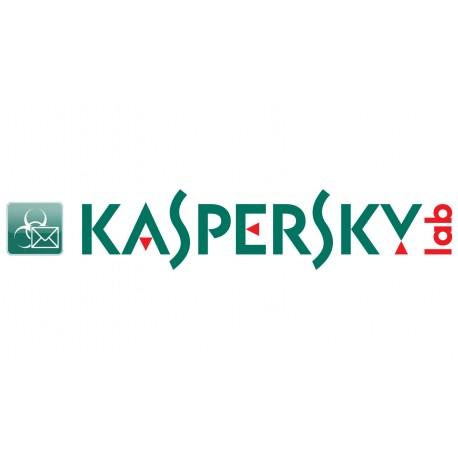 Kaspersky Lab Security f/Mail Server, 15-19u, 1Y, Add 1 vuosi/vuosia