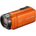 JVC GZ-R445DEU 2,5 MP CMOS Kannettava videokamera Oranssi Full HD