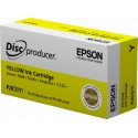 Epson Discproducer Ink Cartridge, Yellow