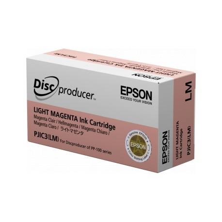 Epson Discproducer Ink Cartridge, Light Magenta