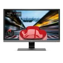 "Benq EL2870U LED display 70,9 cm (27.9"") 3840 x 2160 pikseliä 4K Ultra HD Musta, Harmaa"
