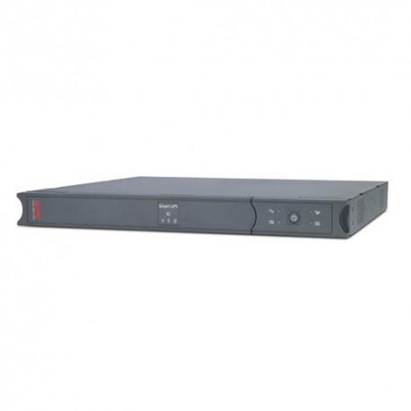 APC Smart-UPS UPS-virtalähde Linjainteraktiivinen 450 VA 280 W 4 AC-pistorasia(a)