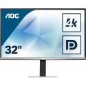 """AOC Essential-line U3277FWQ tietokoneen litteä näyttö 80 cm (31.5"""") 3840 x 2160 pikseliä 4K Ultra HD"""
