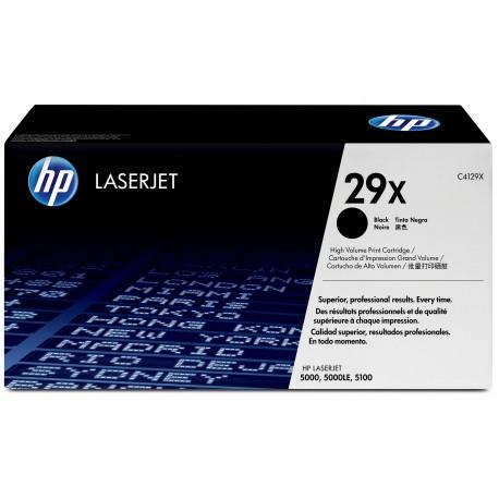 HP 29X Alkuperäinen Musta 1 kpl