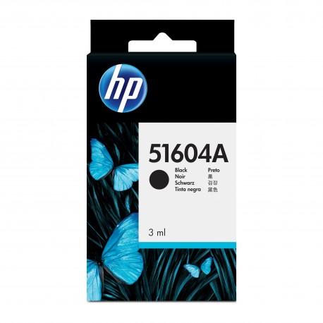 HP 51604A mustekasetti Alkuperäinen Musta 1 kpl