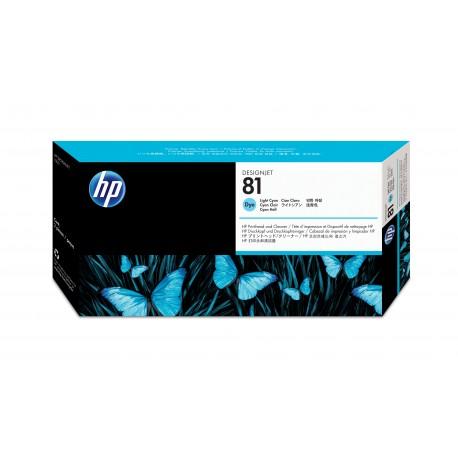 HP 81 tulostuspää