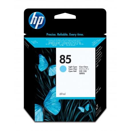 HP 85 Alkuperäinen Vaalea syaani