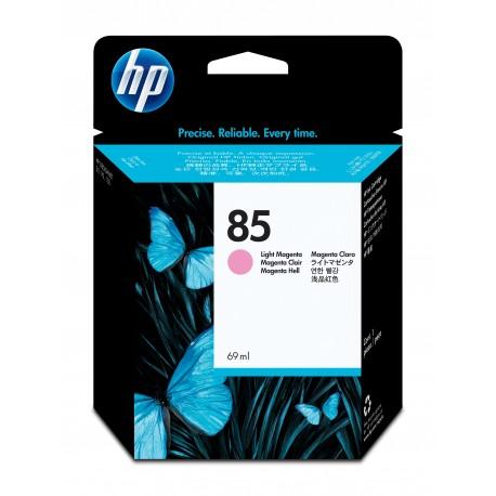 HP 85 Alkuperäinen Vaalea Magenta