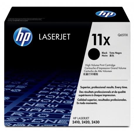 HP 11X Alkuperäinen Musta 1 kpl