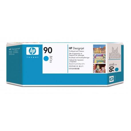 HP 90 Mustesuihku tulostuspää