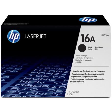HP 16A Alkuperäinen Musta 1 kpl