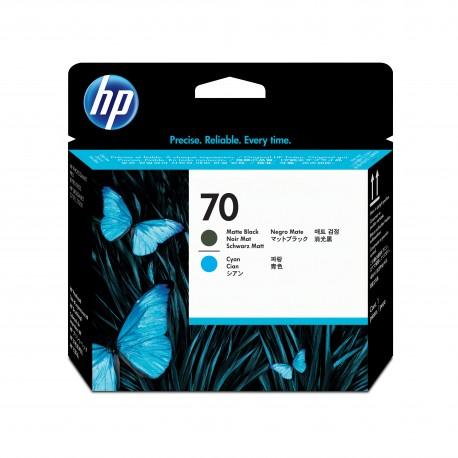 HP 70 tulostuspää Mustesuihku