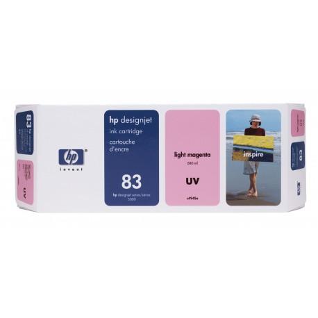 HP 83 Alkuperäinen Vaalea Magenta 1 kpl