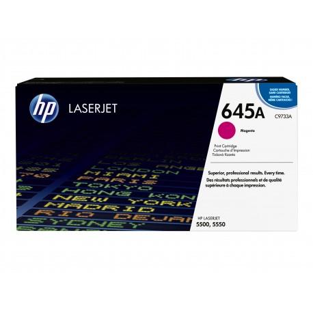 HP 645A Alkuperäinen Magenta 1 kpl