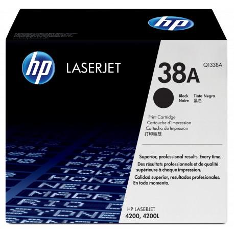 HP 38A Alkuperäinen Musta 1 kpl