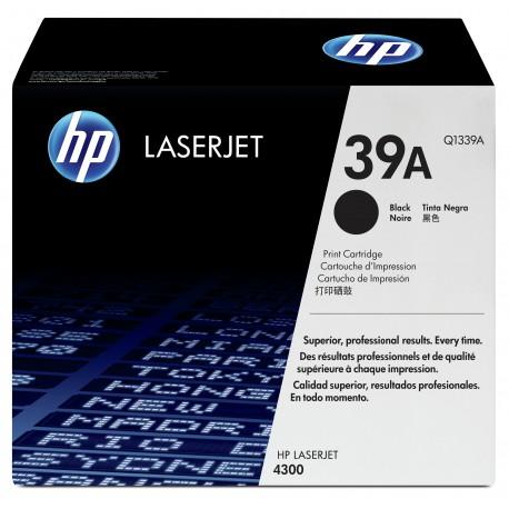 HP Q1339A värikasetti Alkuperäinen Musta 1 kpl