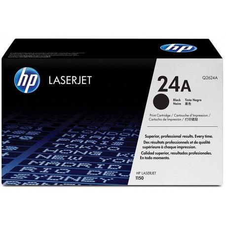 HP 24A Alkuperäinen Musta 1 kpl