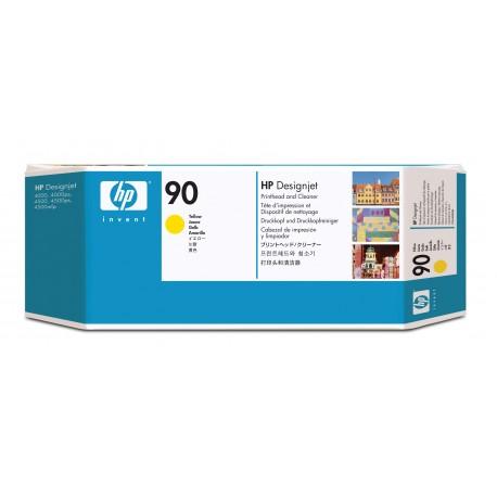 HP 90 tulostuspää Mustesuihku