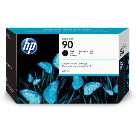 HP 90 Alkuperäinen Musta 1 kpl
