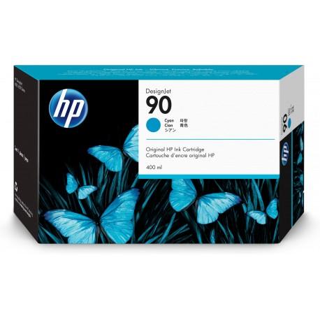 HP 90 Alkuperäinen Syaani 1 kpl