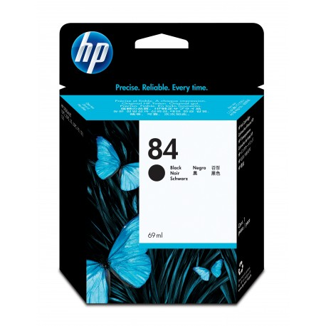 HP 84 Alkuperäinen Musta