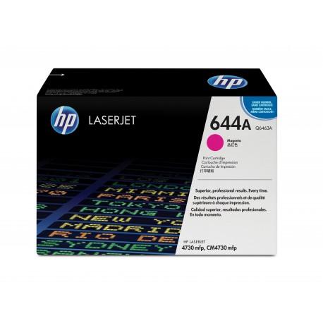 HP 644A Alkuperäinen Magenta 1 kpl