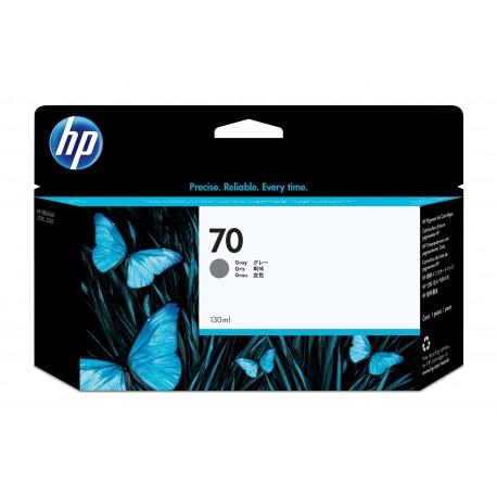 HP 70 Alkuperäinen Harmaa 1 kpl