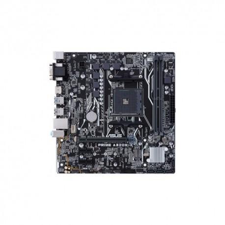 ASUS PRIME A320M-K/CSM emolevy Kanta AM4 mikro ATX AMD A320