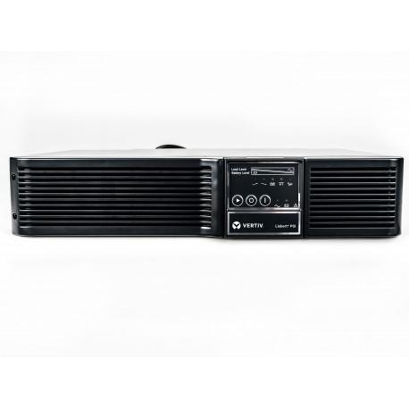 Vertiv Liebert PS1000RT3-230 UPS-virtalähde Linjainteraktiivinen 1000 VA 900 W 8 AC-pistorasia(a)