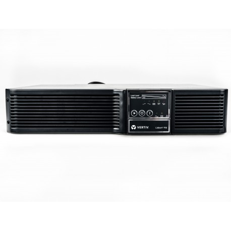 Vertiv Liebert PS3000RT3-230 UPS-virtalähde Linjainteraktiivinen 3000 VA 2700 W 9 AC-pistorasia(a)
