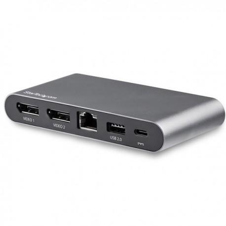StarTech.com DK30C2DAGPD kannettavien tietokoneiden telakka ja porttitoistin Langallinen USB 3.0 (3.
