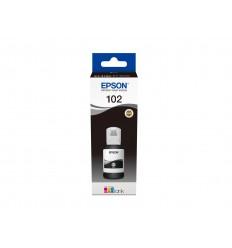 Epson 102 127ml Musta mustekasetti