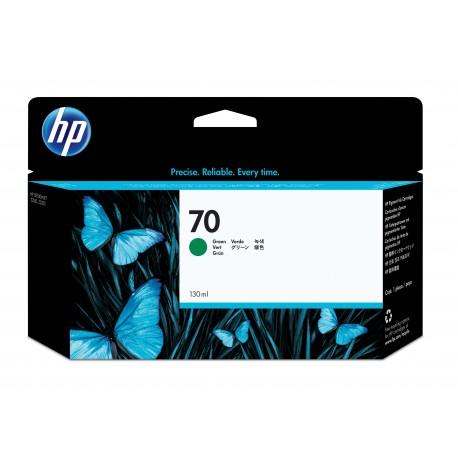 HP 70 Alkuperäinen Vihreä