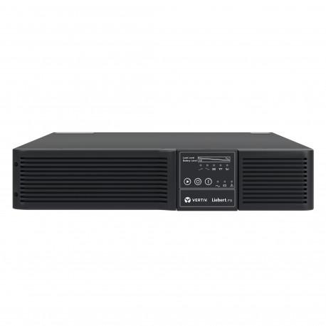 Vertiv Liebert PS1000RT3-230XR UPS-virtalähde Linjainteraktiivinen 1000 VA 900 W 6 AC-pistorasia(a)