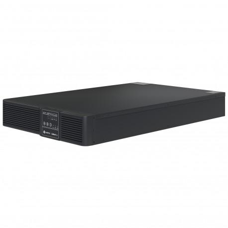 Vertiv Liebert PS2200RT3-230XR UPS-virtalähde Linjainteraktiivinen 2200 VA 1980 W 6 AC-pistorasia(a)