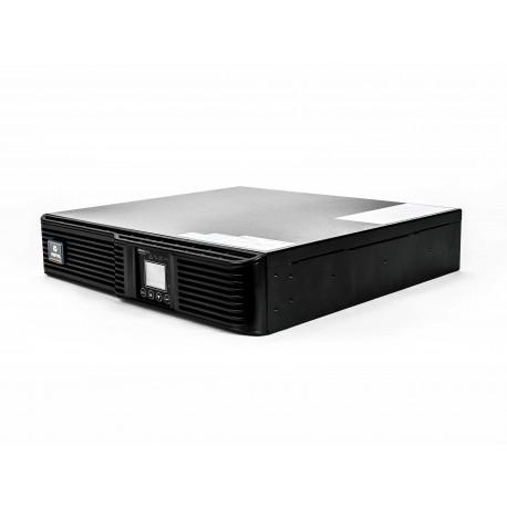 Vertiv Liebert GXT4 UPS-virtalähde Taajuuden kaksoismuunnos (verkossa) 700 VA 630 W 6 AC-pistorasia(