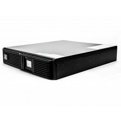 Vertiv Liebert GXT4 UPS-virtalähde Taajuuden kaksoismuunnos (verkossa) 1500 VA 1350 W 6 AC-pistorasi