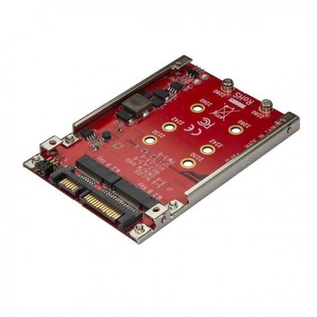 StarTech.com S322M225R liitäntäkortti/-sovitin M.2 Sisäinen