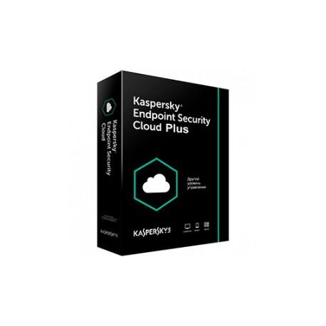 Kaspersky Lab Endpoint Security Cloud Plus Peruslisenssi 1 vuosi/vuosia