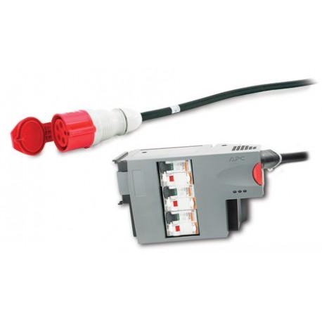 APC 3 Pole 5 Wire RCD 32A 30mA IEC309 tehonjakeluyksikkö