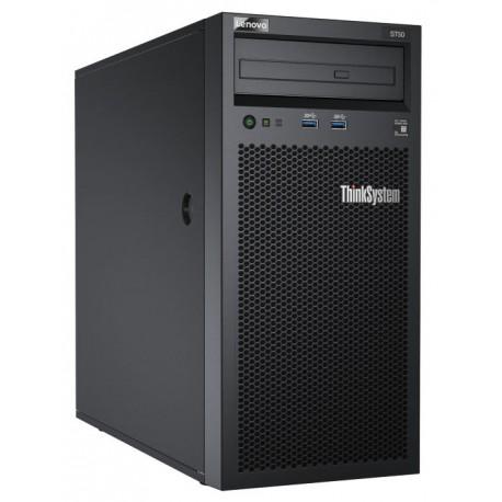 Lenovo ThinkSystem ST50 palvelin Intel® Xeon® 3,4 GHz 8 GB DDR4-SDRAM Torni (4U) 250 W