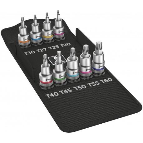 Wera 8767 C TORX HF 1 Socket set