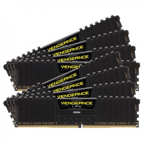 Corsair Vengeance LPX CMK256GX4M8D3600C18 muistimoduuli 256 GB DDR4 3600 MHz