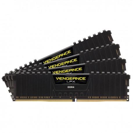 Corsair Vengeance LPX CMK128GX4M4E3200C16 muistimoduuli 128 GB DDR4 3200 MHz