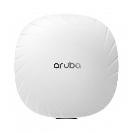 Hewlett Packard Enterprise Aruba AP-555 (RW) TAA 5950 Mbit/s Power over Ethernet -tuki Valkoinen