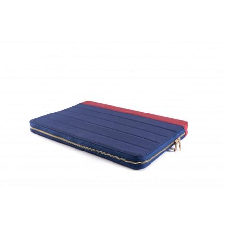 """KMP 1816705005 taulutietokoneen suojakotelo 32,8 cm (12.9"""") Sininen, Punainen"""