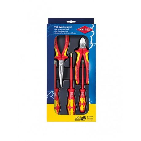 Knipex 00 20 13 tekninen työkalusetti