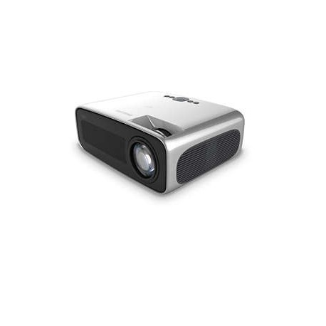 Philips NeoPix Ultra elokuvaprojektori 4200 ANSI lumenia 1920 x 1080 pikseliä Musta, Harmaa