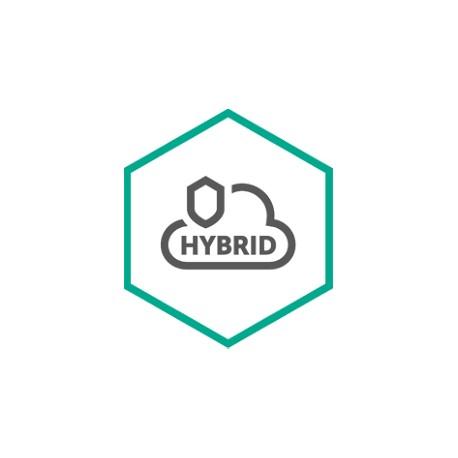 Kaspersky Lab Hybrid Cloud Security Uusiminen